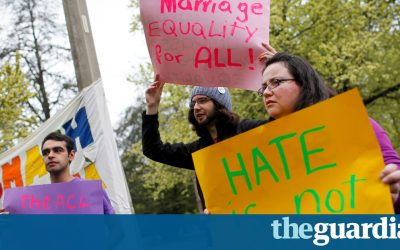 'You don't speak for me': Christian support for marriage equality is growing