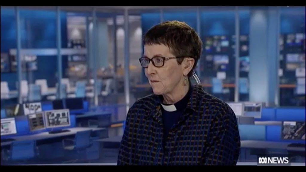 Marriage Equality ABC News 24 07-08-2017 - Rev Dr Margaret Mayman