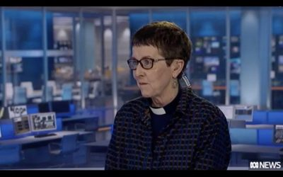 Marriage Equality ABC News 24 07-08-2017 – Rev Dr Margaret Mayman